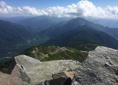 Wandern in Japan: Der steinige Weg zum Nishi Hotaka-dake