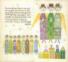 The First Noel by Alice & Martin Provensen via wardomatic