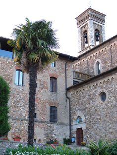 Villa Mangiacane - Florence, Italy