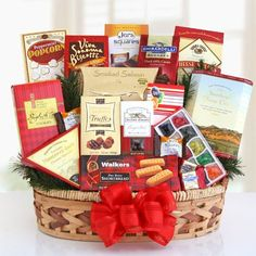 The Perfect Gift Basket - For Any Occasion,