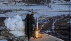 Worldwide Concern Over North Korea's Satellite Launch