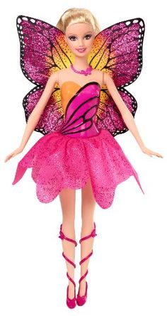 Barbie Mariposa and The Fairy Princess Mariposa Doll Barbie https://www.amazon.com/dp/B00CDUCFZS/ref=cm_sw_r_pi_dp_JZStxbP3MSVSR