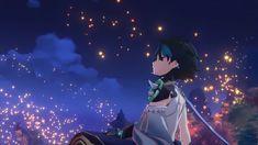 Macbook Wallpaper, Wallpaper Pc, Fanart, Albedo, Live Wallpapers, Anime Guys, Video Game, Lanterns, Anime Art