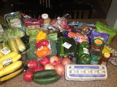 AdvoCare Recipes: Day One Meal Plan - Time 2 Save Workshops
