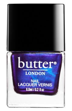 Make a statement with your nails | love Butter London #kbshimmer #louboutin #fashion #zoya #OPI #nailsinc #dior #orly #Essie #Nubar @opulentnails omg over 17,000 pins