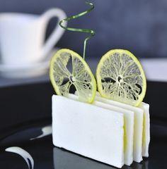 Lemon Tart Meringue #plating #presentation