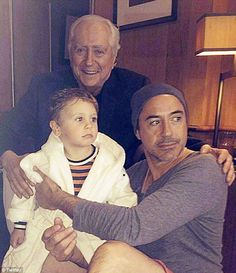 Robert Downey Jr. Family Wikis