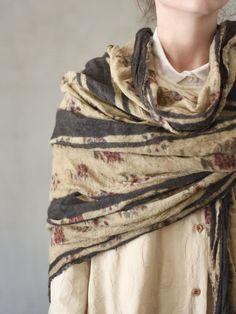 Uma Wang scarf