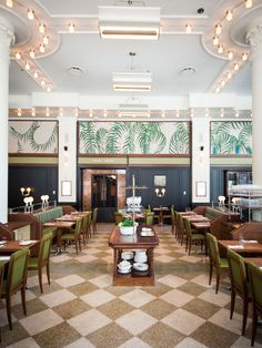 Just blocks from bustling Bourbon Street, a 1928 Art Deco building has been reborn as the Ace Hotel New Orleans after a stylish overhaul.