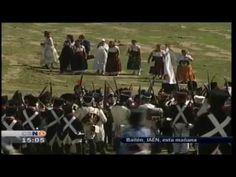 Recreación de la Batalla de Bailén en su 200 aniversario (2008) - YouTube