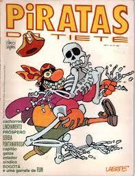 Resultado de imagem para piratas do tiete laerte