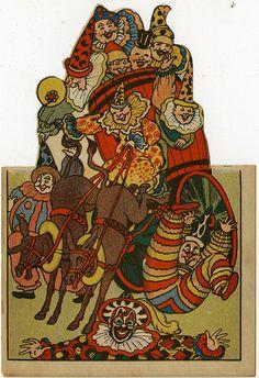 Clown cart   Flickr - Photo Sharing!
