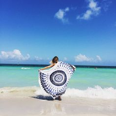 The Beach People Creates Beautiful And Iconic Seaside Luxe Essentials Roundie Towels Bags Accessories Bath Collection Candles