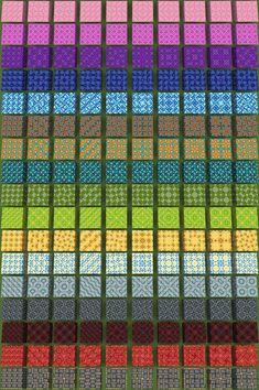 Minecraft: 10 Glazed Terracotta Patterns by Zariem on DeviantArt Minecraft Building Guide, Minecraft Pattern, Minecraft Blocks, Minecraft Structures, Minecraft Plans, Minecraft Construction, Minecraft Tutorial, Minecraft Blueprints, Minecraft Creations