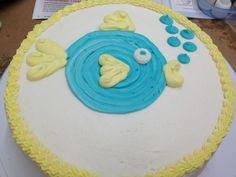 fishie cake!