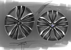 Amazing Tricks Can Change Your Life: Car Wheels Recycle Children car wheels money.Car Wheels Furniture Garage old car wheels mercedes benz.Old Car Wheels Rust. Car Design Sketch, Car Sketch, Motorcycle Wheels, Car Wheels, Ford Mustang Car, Ford Mustangs, Diy Seat Covers, Forged Wheels, Automotive Design