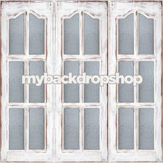 5ft x 5ft Cottage Window Photography Backdrop  by MyBackdropShop, $51.99