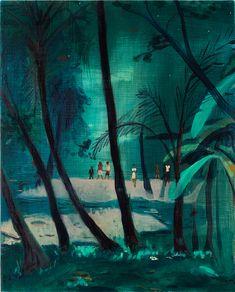 Jules de Balincourt Works