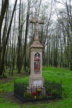 Fotoblog tychy-miasto-nieuczesane.flog.pl. - Tyskie krzyże, kapliczki, figury... Tychy Zawiść.. ...
