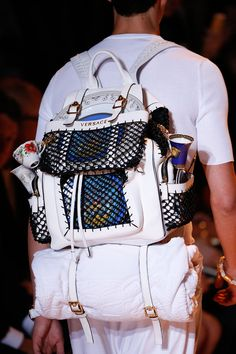 Versace   Spring 2015 Menswear Collection   Style.com