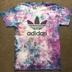 A personal favourite from my Etsy shop https://www.etsy.com/uk/listing/385337186/unisex-authentic-adidas-originals-tie adidas Galaxy tie dye