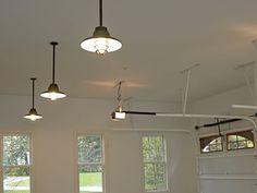 Nice Interior For Garage Lighting                                                                                                                                                                                 More