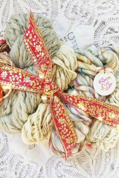 Our Mini Skein Sampler kit is the perfect way to try out a few of our yarns at once! Along with your kit comes 2 free patterns - a knit and crochet cowl! #knitting, #knittingkit, #knitcrafts