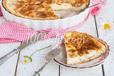 Экспресс-киш Лорен (быстрый лоранский пирог)