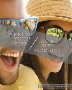 Marriages hold many seasons, many ups and downs and sideways curves. What keeps a couple flourishing?  Our outlook and perspective on one thing can dramatically change the way we see and partner with our spouse. Do you know what it is?