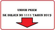 Juknis penilaian kinerja Kepala Madrasah (SK Dirjen No. 1111 Tahun 2019)