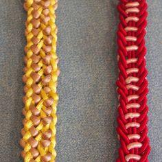 Ручки для сумок и мочалок часть 3 (Bag handles and sponges part 3)