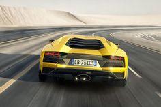2017 Lamborghini Aventador S