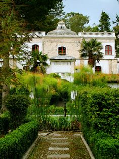 Hacienda La Cienega (Cotopaxi, Ecuador)