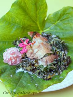 Gateau sauce tomate tahitien cuisine for Art cuisine tahiti