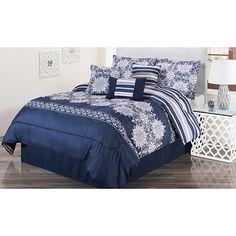 Barrington 7pc. Comforter Set
