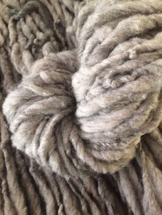 A personal favorite from my Etsy shop https://www.etsy.com/listing/251571442/huge-chunky-squishy-handspun-yarn-288