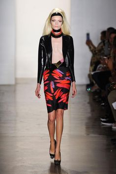 brushstroke prints fashion