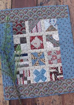 Temecula Quilt Company: 12 Days of Christmas -1st block has 1 piece, 2nd- 2 pieces, ect.......12th- 12 pieces