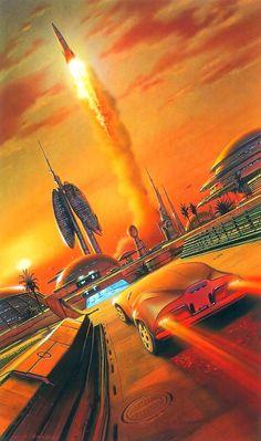 translucentmind:  The Philip K. Dick Omnibus // Chris Moore