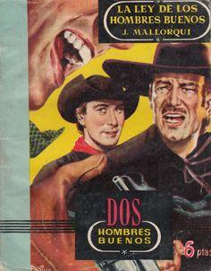 La ley de los hombres buenos. Ed. Cid, 1955 (Col. Dos hombres buenos ; 2)