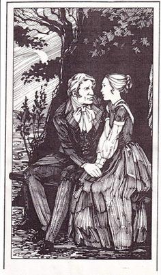 Mr. Rochester & Jane