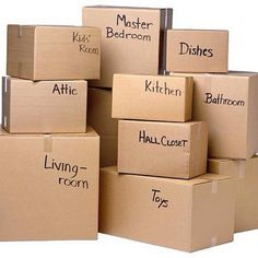 Moving Hacks That Make Packing Easy