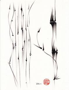SIMPLICIDAD de abrazo Original cepillo de bambú de por BeccasPlace
