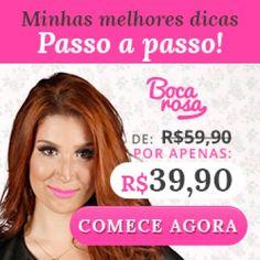 Bianca Andrade é um fenômeno da internet quando o assunto é Maquiagem. Sempre bem humorada e enérgica a Bia é responsável pelo Blog Boca Rosa e esta a frente de um exército de mais de 3 milhões de seguidoras nas suas redes sociais.