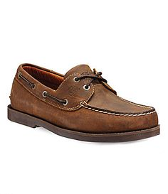 Timberland Youngstown Boat Shoes #Dillards