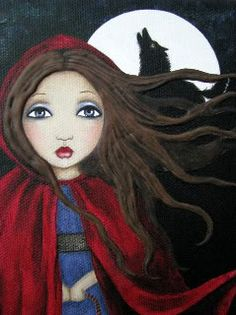 Lisa Lectura Creations: Little Red Riding Hood
