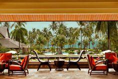 Le Meridien Khao Lak Premium z www. Places Ive Been, Places To Go, Destinations, Khao Lak, Outdoor Furniture Sets, Outdoor Decor, Hotels And Resorts, Thailand, Villa