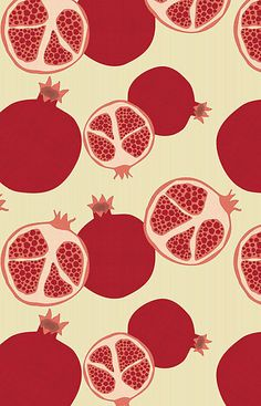 Pomegranates by lodesign