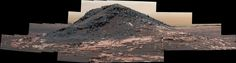 """Curiosity rover has begun its long-anticipated study of an iron-bearing ridge forming a distinctive layer on the mountain's slope, a feature that has been recognized as one of four unique terrains on lower Mount Sharp and a key mission destination. Curiosity's science team informally named it """"Vera Rubin Ridge"""" this year, commemorating astronomer Vera Cooper Rubin (1928-2016). Learn more: http://go.nasa.gov/2umXZ8V"""