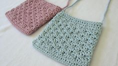 This tutorial will show you how to crochet a pretty shell stitch purse / bag. This purse is a suitable project for beginners. For my purse I used a 4mm croch...
